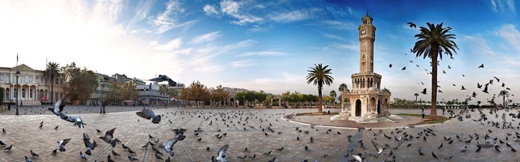 الاماكن السياحية في ازمير