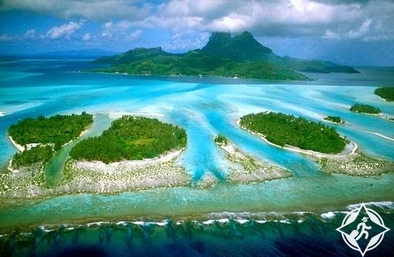 جزر ديراوان بمقاطعة كالمنتان الشرقية