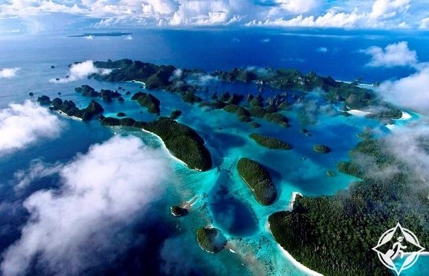 جزر راجا امبات أفضل جزر إندونيسيا