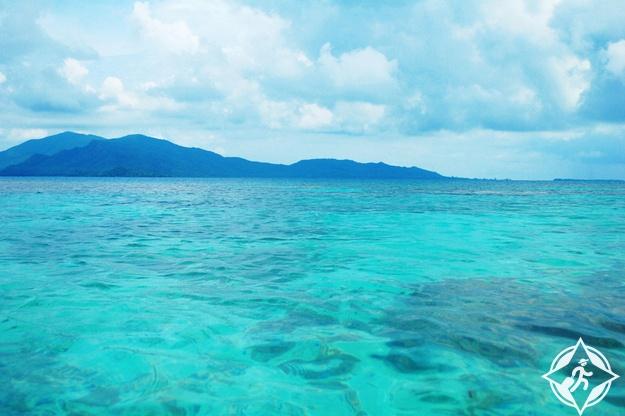 جزر كاريمونجاوة الإندونيسية