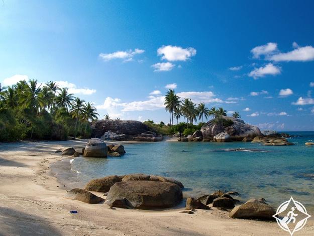 جزيرة بانجكا