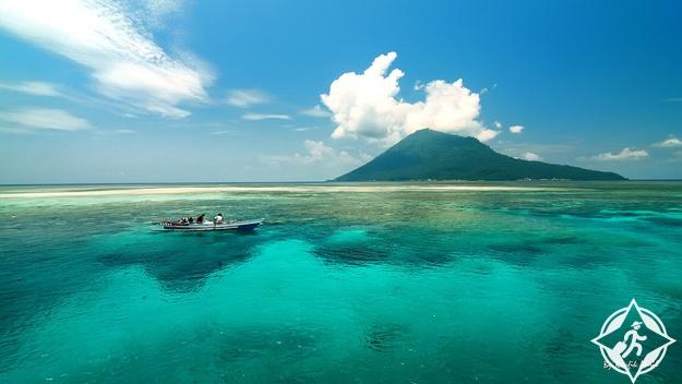 جزيرة بوناكن اندونيسيا