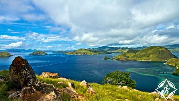 جزيرة كومودو أفضل جزر إندونيسيا