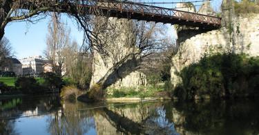 جسر حديقة بوتيه شومون