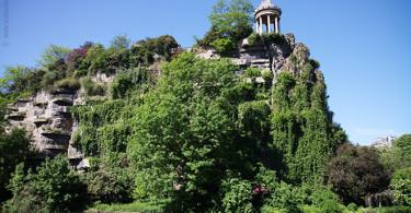 حديقة بوتيه شومون باريس