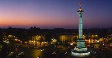 ساحة الباستيل في باريس
