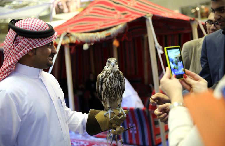 سياحة السعوديين في قطر
