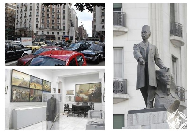متحف مصطفى كمال ونصب تذكاري