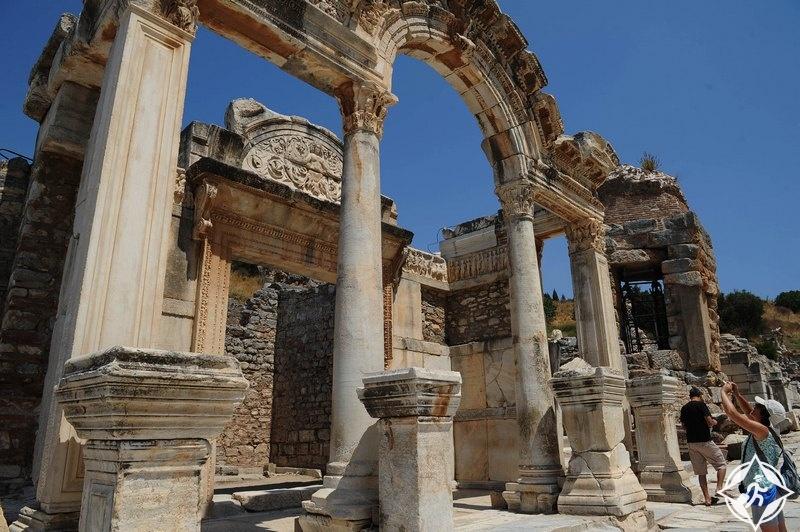 مدينة أفسس في تركيا
