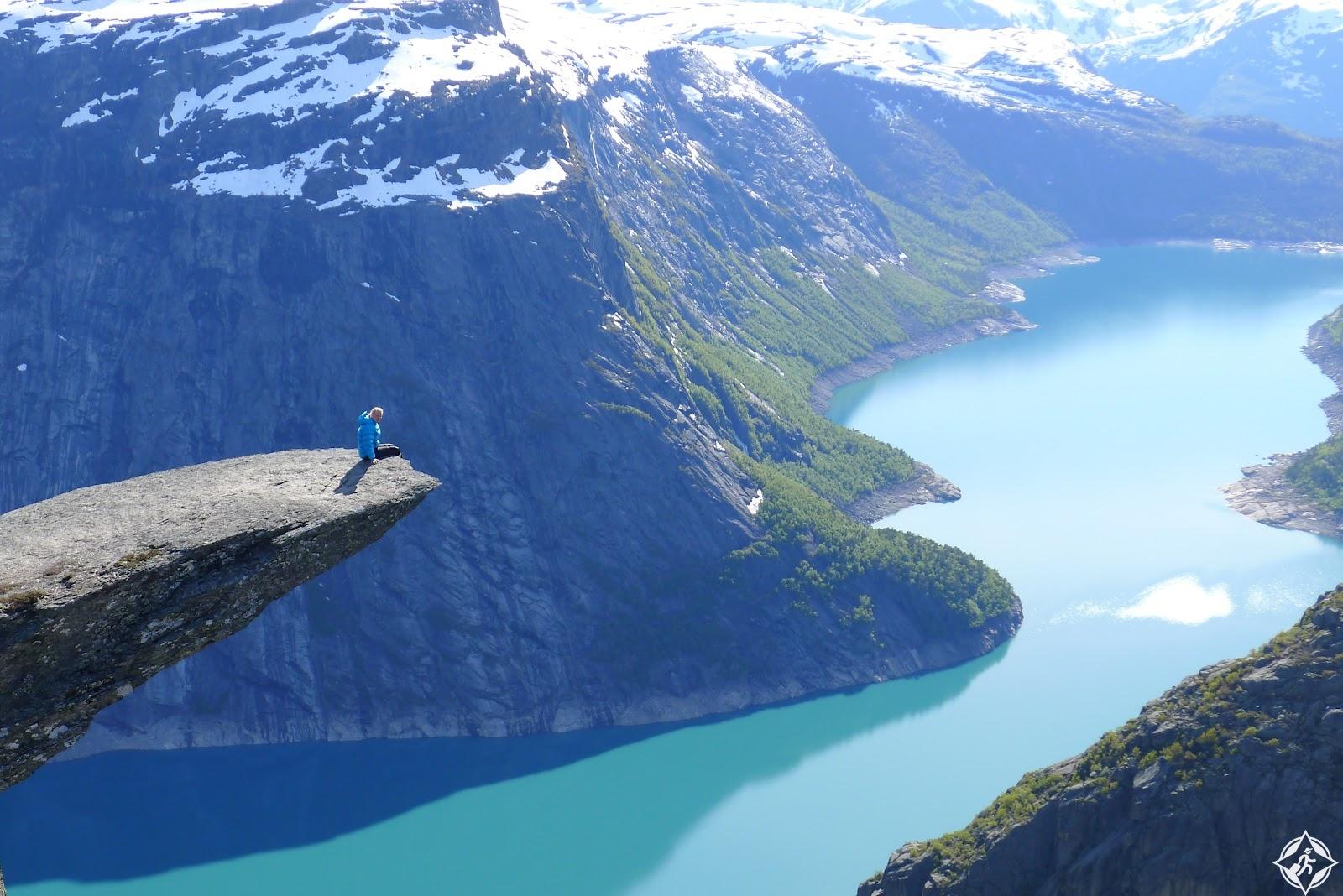 أجمل المناطر الطبيعية في النرويج