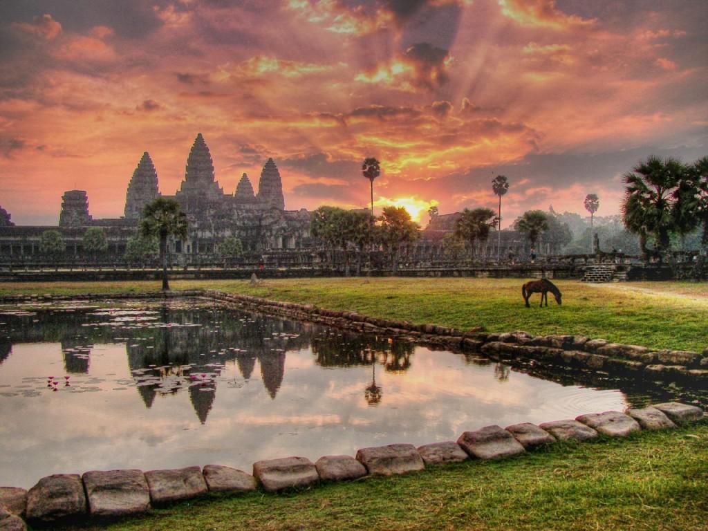 أنغكور وات سيام ريب