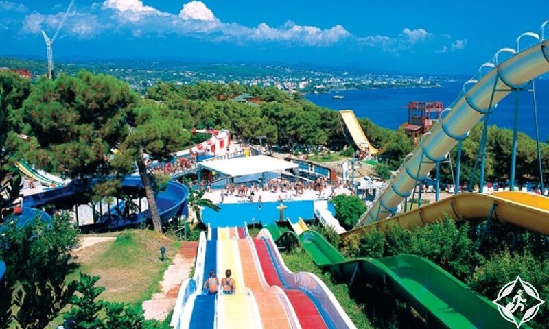 المعالم السياحية في مدينة أنطاليا