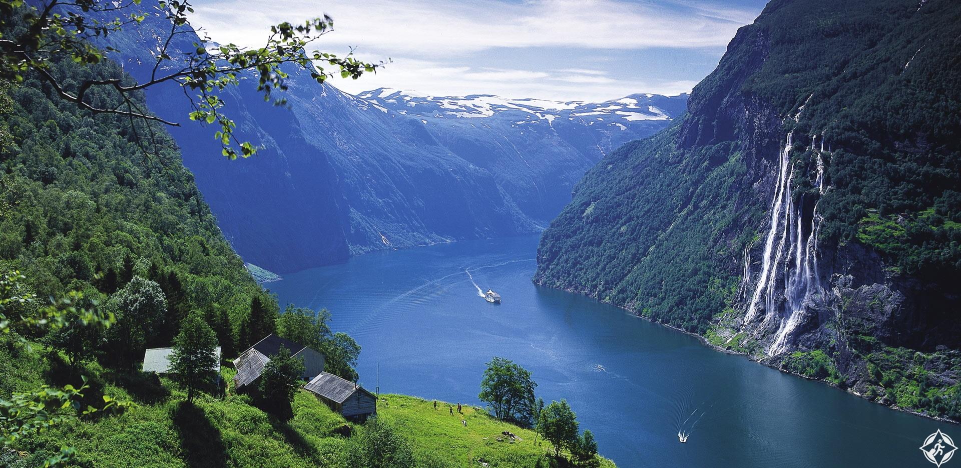 النرويج أسعد بلدان الأرض