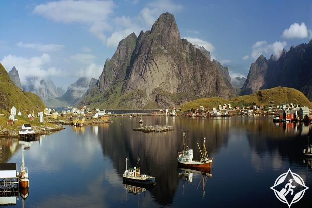جزر النرويج