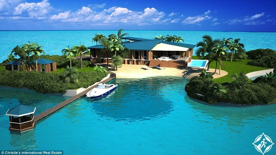 جزر عائمة بالمحيطات 3