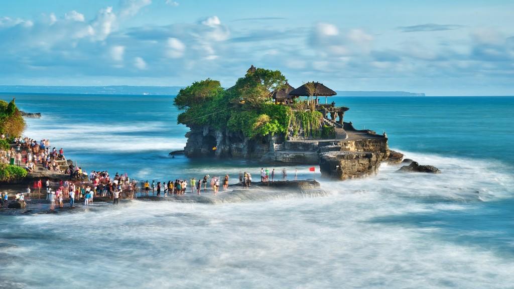 أماكن للإقامة الفخمة في جزيرة بالي