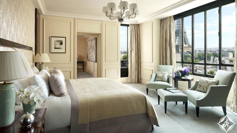 فنادق باريس الفاخرة شانغريلا باريس