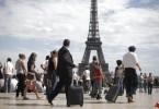 عدد السياح في فرنسا