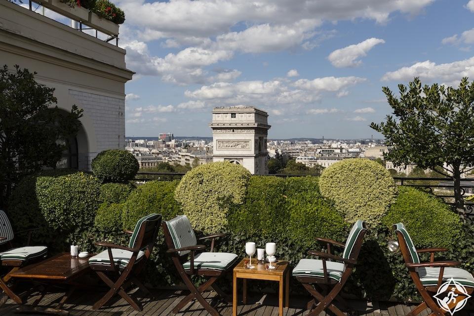 فندق رافايل باريس