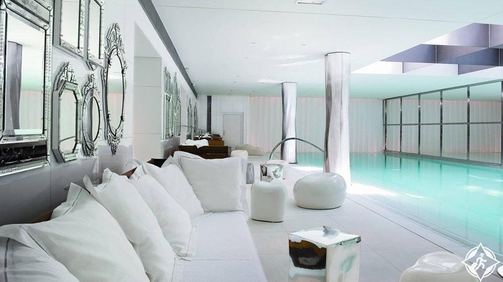 فنادق باريس الفاخرة فندق لو رويال مونسو رافليس باريس