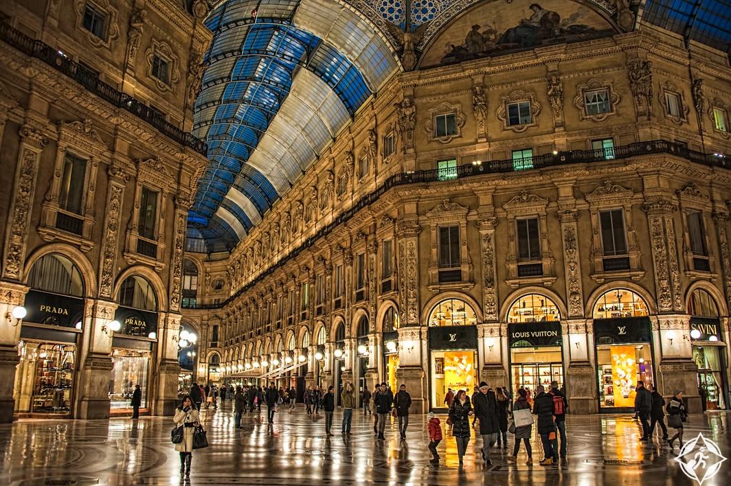 المعالم السياحية في ميلانو