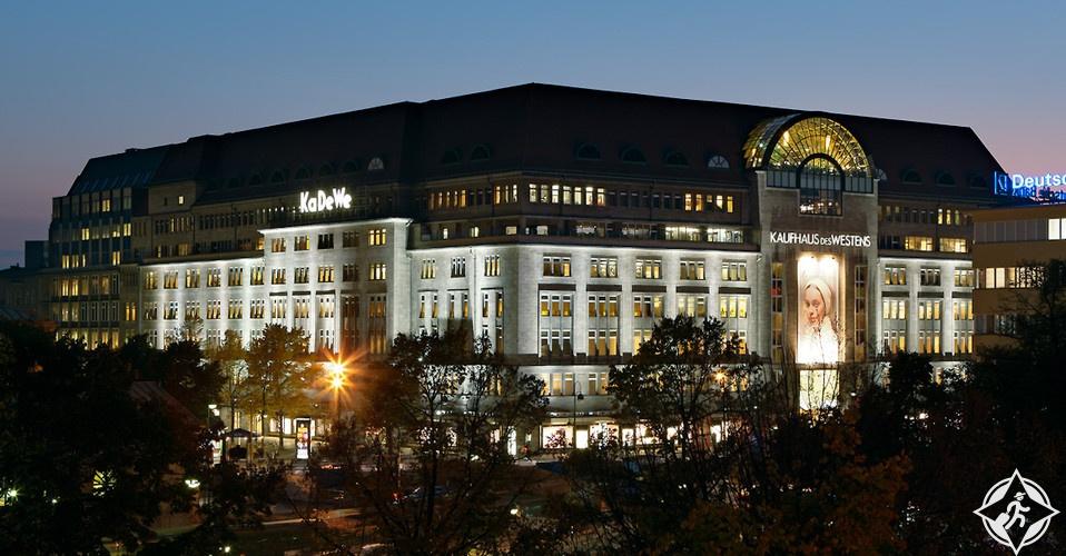 أين تتسوق في برلين؟