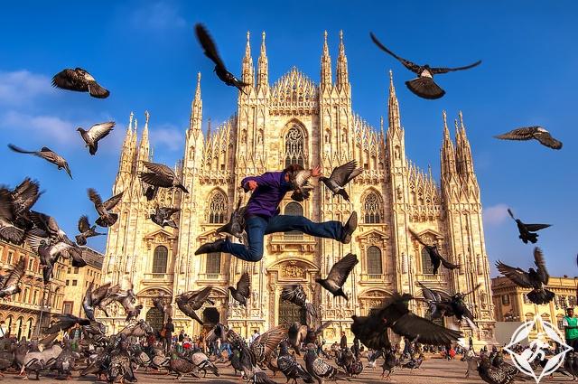 المعالم السياحية في ميلان