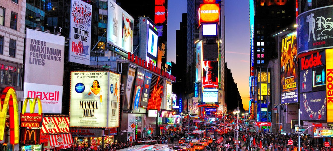 نصائح السقر إلى نيويورك