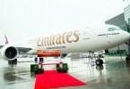 طيران الإمارات بوينج 777