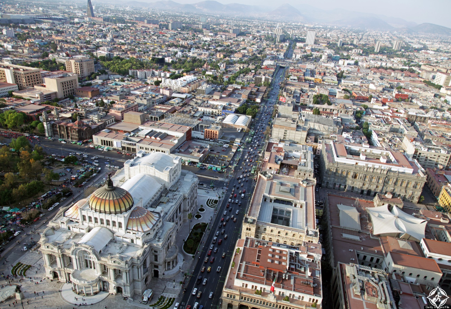 مكسيكو سيتي