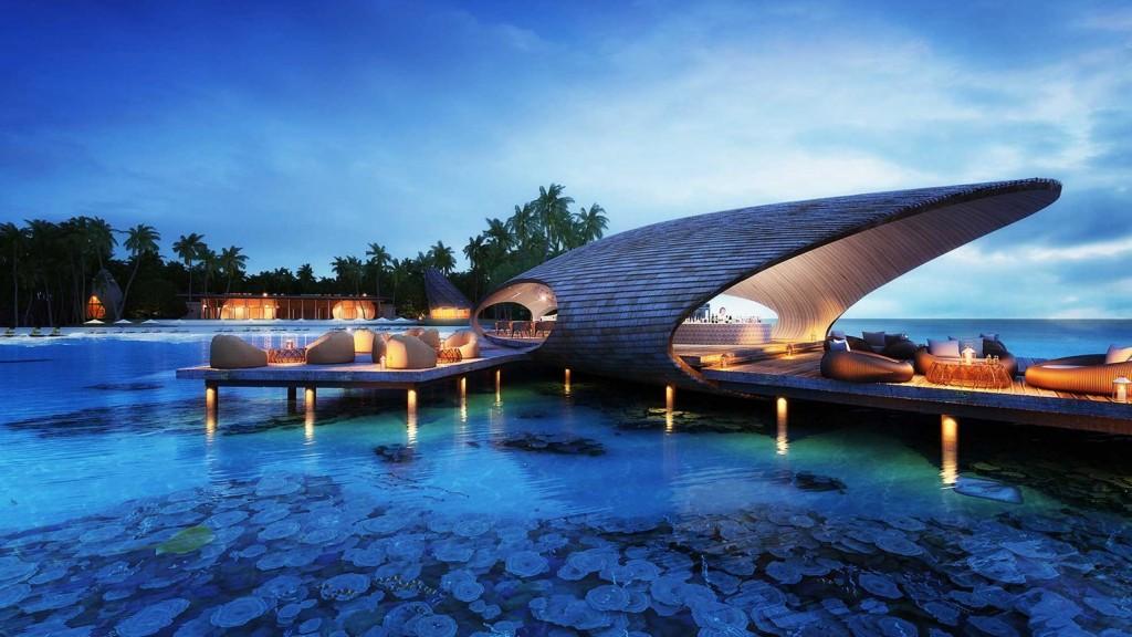 ايسدهو .. مناطق سياحية في المالديف