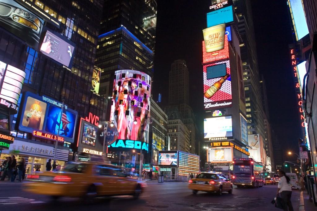 الاماكن السياحية في نيويورك