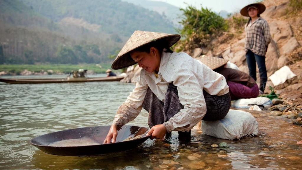 سكان لاوس