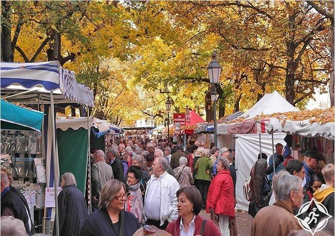 سوق أور دولت في ميونيخ