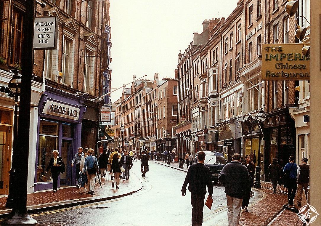 شوارع أيرلندا