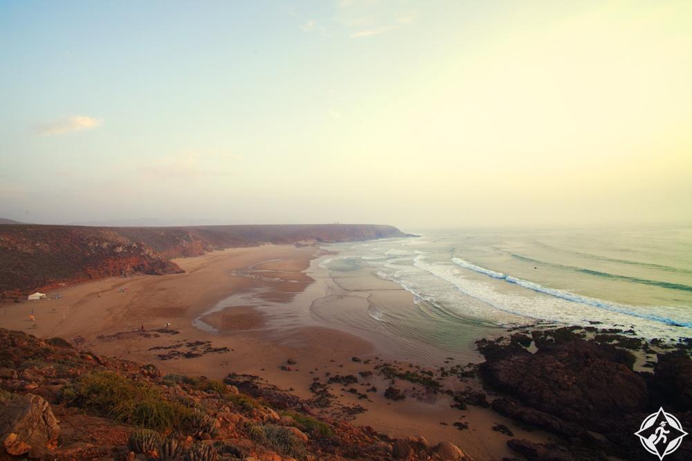 شواطىء المغرب
