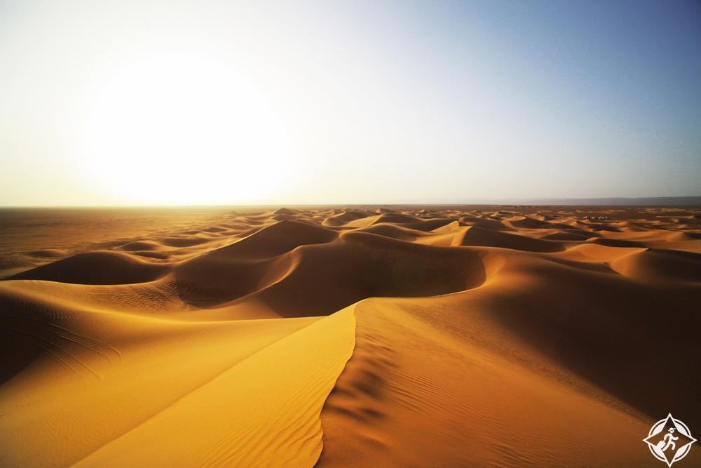 صحراء المغرب .. المغرب وجهة سياحية