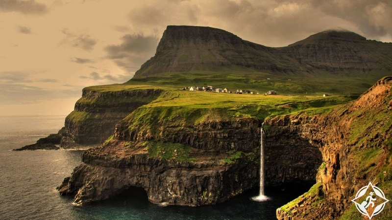 طبيعة أيرلندا