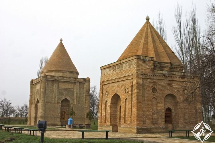 طراز .. أماكن سياحية في كازاخستان