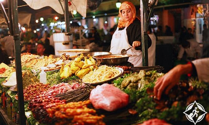 طعام الشارع