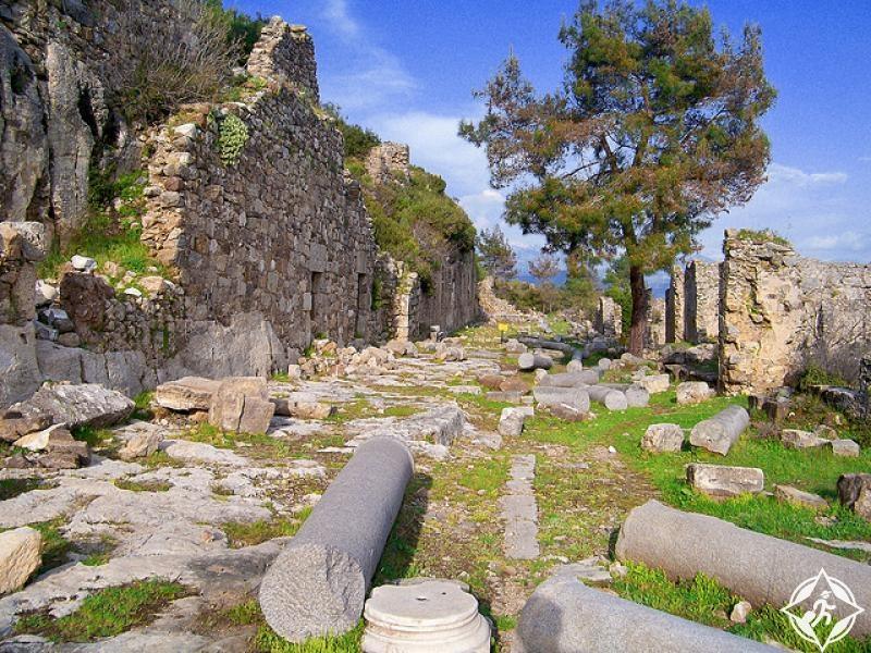مدينة سييدرا القديمة
