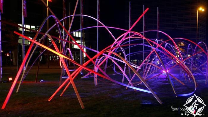 مهرجان الضوء في برلين 2015