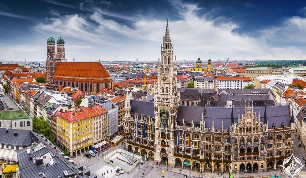 التسوق في ميونيخ