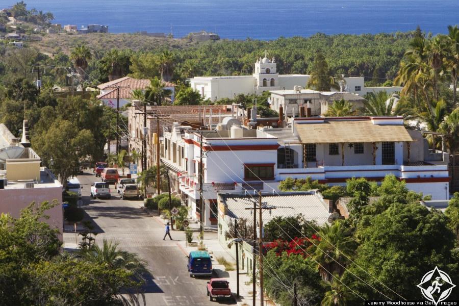 تودوس سانتوس أجمل الأماكن في المكسيك