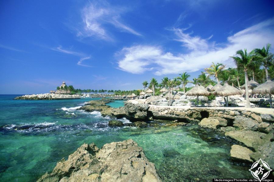 كانكون أجمل الأماكن في المكسيك