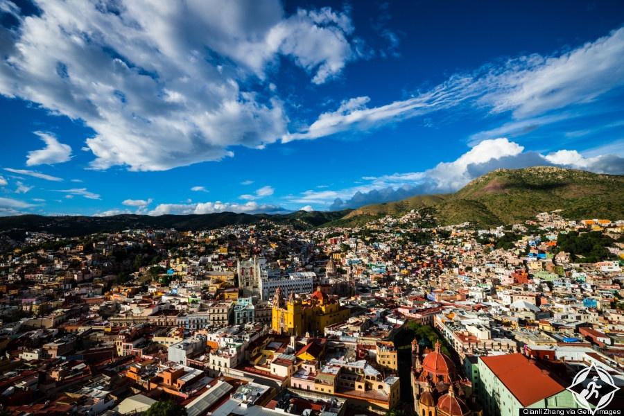 غواناخواتو أجمل الأماكن في المكسيك