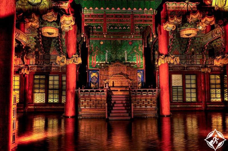 قصر تشانغدوك Changdeokgung