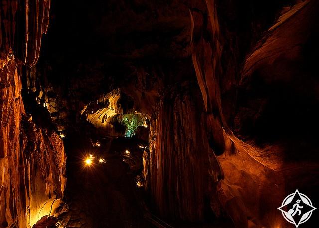 كهف بيراك Perak Cave