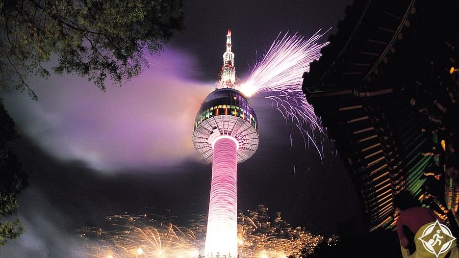 N-Seoul-Tower برج سيول