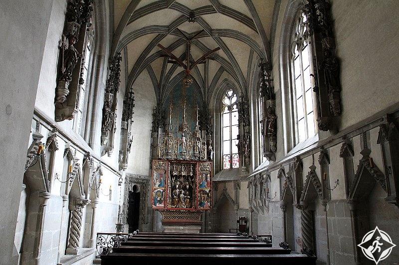 كنيسة القلعة